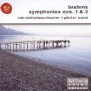 Dimension Vol. 9: Brahms - Symphonies Nos. 1 & 3/Günter Wand