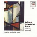 Bach: Goldberg Variations/Ekaterina Dershavina