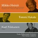 Mikko Heiniö: Alla madre - Sinfonia nro 2/Turku Philharmonic Orchestra