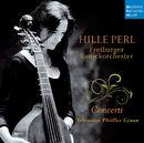 Telemann/Pfeiffer/Graun: Concerti/Hille Perl