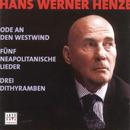 Hans-Werner Henze: Ode an den Westwind/Stanislaw Skrowaczewski
