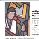 Mozart: Violin Concertos (3-CD-Box)/Wolfgang Gröhs
