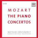 Mozart: Piano Concertos 1-10/Matthias Kirschnereit