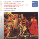 Mozart: Coronation Mass K317/Collegium Aureum