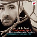 Schubert: Symphonies Nos. 5 & 6/Kammerakademie Potsdam