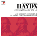 Haydn: Symphonies Nos. 98, 107 & 108/Max Goberman