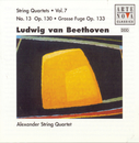 Beethoven: String Quartets Vol. 7/Alexander String Quartet
