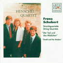 """Schubert: String Quartets """"Der Tod und das Mädchen"""" D810/D87/Henschel Quartet"""