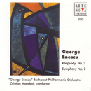 Enescu: Rhapsody No.2, Symphony No.2/Cristian Mandeal