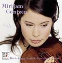 Violin Recital/Mirijam Contzen