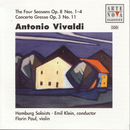 Vivaldi: The Four Seasons/Cto. grosso in d-minor/Emil Klein