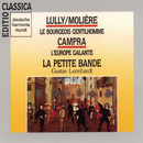 Lully:Le Bourgeois Gentilhomme/Campra:L'Europe Gal/Gustav Leonhardt