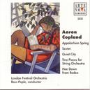 Copland: Appalachian Spring/Quiet City/Rodeo etc./Ross Pople