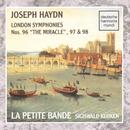 Haydn: Sym. 96, 97, 98/Sigiswald Kuijken