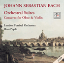 Bach: Orchestral Suites/Ross Pople