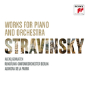 Stravinsky: Works for Piano and Orchestra/Alexej Gorlatch