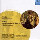 Purcell,Händel: Suite/Concerto/Freiburger Barockorchester
