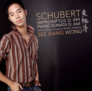 Schubert: 4 Impromptus Op. 90, Piano Sonata In A  Major/See Siang Wong