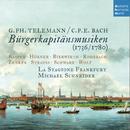 Telemann & C.P.E. Bach: Bürgerkapitänsmusiken/La Stagione Frankfurt