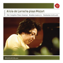 Alicia de Larrocha Plays Mozart Piano Sonatas, Fantasias and Rondos/Alicia De Larrocha