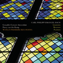 Carl Philipp Emanuel Bach: Litaneien, Motetten, Psalmen/Harry van der Kamp