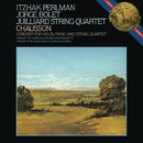 Ernest Chausson: Concerto for Violin, Piano and String Quartet in D Major, Op. 21/Jorge Bolet