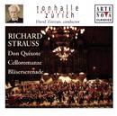 Richard Strauss: Don Quixote; Romanze; Serenade, Op. 7/David Zinman