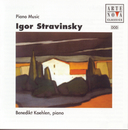 Stravinsky: Piano Music/Benedikt Koehlen