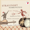 Stravinsky: Works For Chamber Orchestra/Sir Roger Norrington