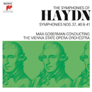 Haydn: Symphonies Nos. 37, 40 & 41/Max Goberman