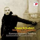 Schubert: Symphonies Nos. 2 & 4/Kammerakademie Potsdam