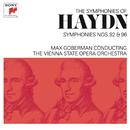 Haydn: Symphonies Nos. 92 & 96/Max Goberman