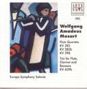 Mozart: Flute Quartets KV 285, KV298 / Trio: KV 229/Europa Quartet/Europa Trio