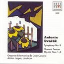 Dvorak: Symphony No.8 / Slavonic Dances/Adrian Leaper