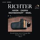Sviatoslav Richter Plays Haydn, Chopin, Rachmaninoff, Ravel - Live at Carnegie Hall (December 26, 1960)/Sviatoslav Richter