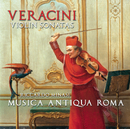Veracini: Sonatas For Violin And Basso Continuo/Riccardo Minasi