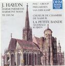 Haydn: Harmony Mass, Te Deum/Sigiswald Kuijken
