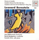 "Bernstein: Pieces From ""Candide""/""West Side Story"" etc/David Montgomery"