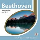 Beethoven: Sinfonie Nr. 1 & 2/David Zinman