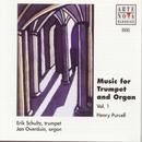 Music For Trumpet And Organ Vol. 1: Purcell-Sonata/Trumpet Tunes/Erik Schultz