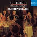 C.P.E. Bach - Sonatas & Fantasien/Andreas Staier