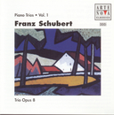 Schubert: Trio For Piano, Violin And Cello Vol. 1/Trio Opus 8