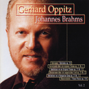 Brahms: Ballads, Variations/Gerhard Oppitz