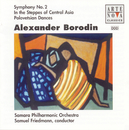 Borodin: Sym. No. 2/Eine Steppenskizze aus Mittelasien/Polowetzer Tänze/Samuel Friedmann