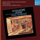 "Guillaume Dufay: Missa ""Si la face ay pale""/Gerhard Schmidt-Gaden"