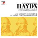 Haydn: Symphonies Nos. 56 & 57/Max Goberman