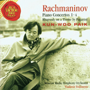 Rachmaninov, Sergei: Piano Concerti 1-4 And Rhapsody On A Theme By Paganini/Kun-Woo Paik