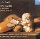 Bach, J.S.: Cantatas/La Petite Bande