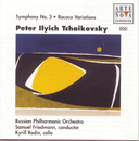 Tchaikovsky: Symphony No.3/Rokoko Variations/Samuel Friedmann