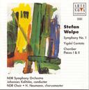 Wolpe: Symphony/Yigdal-Cantata/Chamber Piece 1+2/Johannes Kalitzke